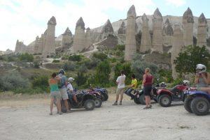 Passeio de Capadocia Atv Tour